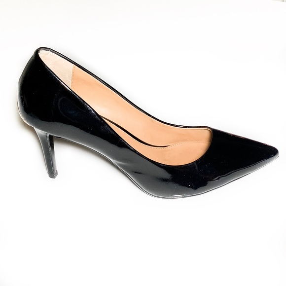 Gayle Patent Leather Pumps